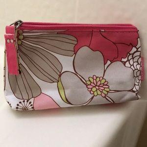 Mini Clinique Makeup Bag